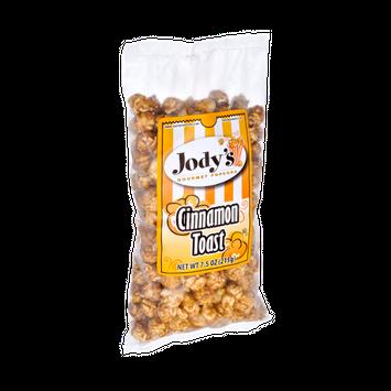 Jody's Cinnamon Toast Gourmet Popcorn