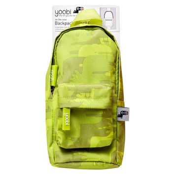Pencil Case Green Yoobi