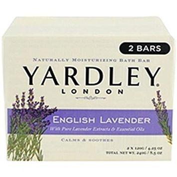 Yardley Bar Soap