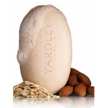 Natural Oatmeal & Almond Bar Soap
