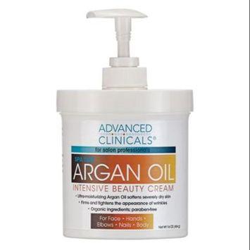 AsWeChange Argan Oil Intensive Beauty Cream 16 oz