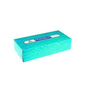 Boardwalkice Packs Facial Tissue, Flat Box, Box of 100 Sheets (Case of 30 Boxes)