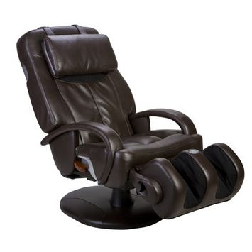 Human Touch HT-7120 ThermoStretch Massage Chair Color: Espresso