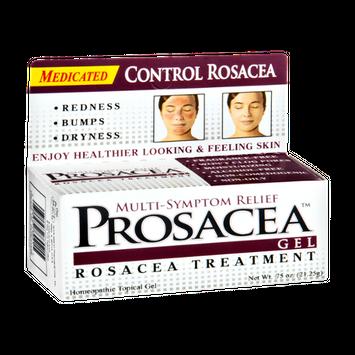 Prosacea Rosacea Multi-Symptom Relief Treatment Gel