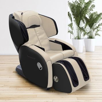Human Touch AcuTouch 6.0 Reclining Massage Chair Color: Bone