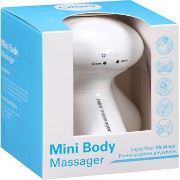 Breo Mini Body Massager, White