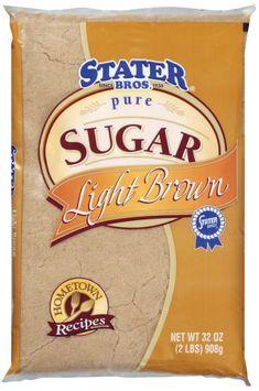 Stater bros Pure Light Brown Sugar
