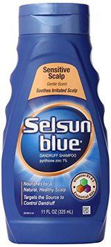 Selsun Blue Sensitive Scalp Shampoo