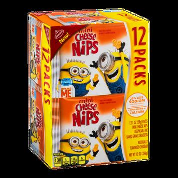 Mini Cheese Nips - 12 PK