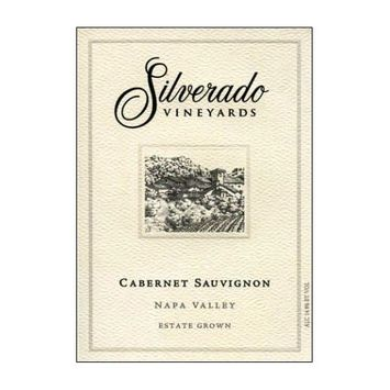 2007 Silverado Estate Napa Cabernet 750ml