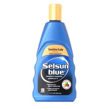 Selsun Blue Moisturizing Dandruff Shampoo