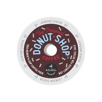 The Original Donut Shop Keurig Single-Serve K-Cup Pods, Regular Medium Roast Coffee, 72 Count [Regular]