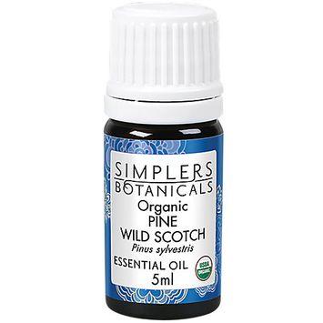 Organic Pine Wild Scotch, 5 ml by Living Flower Essences