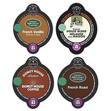 10 Count - Variety K-carafe Packs For Keurig 2.0 Brewers