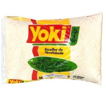 Yoki Flour, Manioc , 35.27 oz (pack of 12 ) ( Value Bulk Multi-pack)