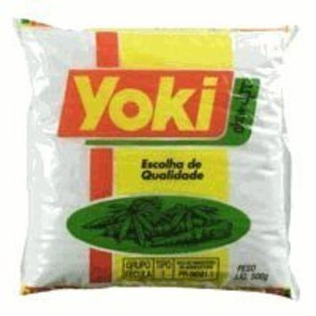 Manioc Starch - Polvilho Doce - Yoki - 17.6oz (500g) - GLUTEN-FREE