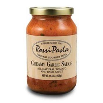 Creamy Roasted Garlic Sauce