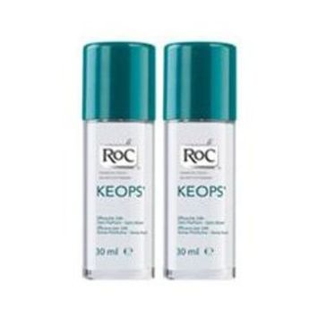 RoC Keops Roll Déodorant 2x30ml