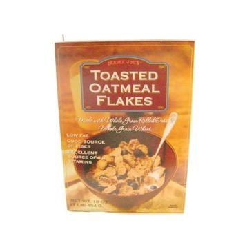Toasted Oatmeal Flakes