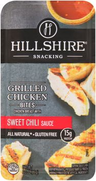 Hillshire® Snacking Sweet Chili Sauce Grilled Chicken Bites