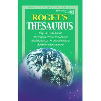 Kappa Books Publishers Llc 2519 Rogetfts Thesaurus