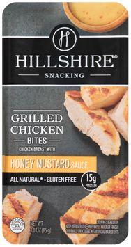 Hillshire® Snacking Grilled Chicken Bites with Honey Mustard Sauce