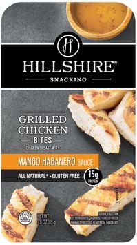Hillshire® Snacking Grilled Chicken Bites with Mango Habanero Sauce