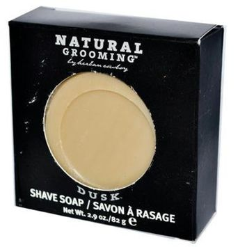 Herban Cowboy - Natural Grooming Shave Soap Dusk - 2.9 Ounce, Pack Of 4 by Herban Cowboy