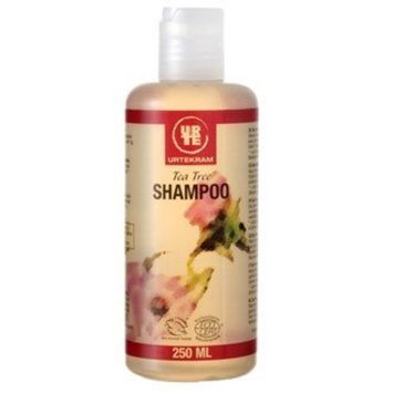 URTEKRAM | Shampoo | Tea Tree Shampoo 250ml (Japan Import)