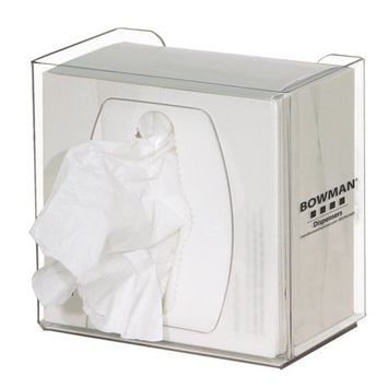 Bowman Task Wipe Dispenser - Small (Pack of 10)