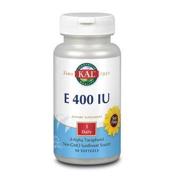 Kal - Vitamin E 400 IU - 90 Softgels
