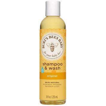 Burt's Bees Baby Shampoo & Wash (8 fl oz)