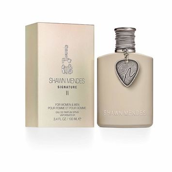 Shawn Mendes Signature II Perfume Spray for Women & Men, 3.4 fl. oz