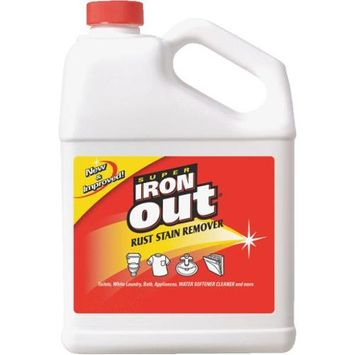 Super Iron Out Rust Stain Remover, 152 oz