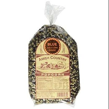 Amish Country Medium Blue Popcorn - 2 Pounds