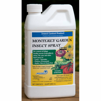 Monterey Garden Insect Concentrate
