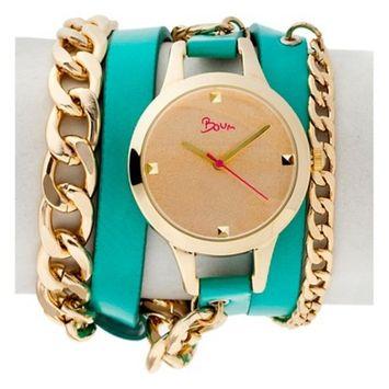 Boum Emballage Ladies Multi-Wrap Bracelet watch