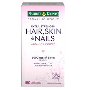 Nature's Bounty Extra Strength Hair Skin & Nails