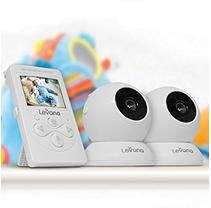 Levana Lila Two-Way Digital Wireless Baby Monitor