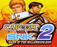 Sony Computer Entertainment Capcom vs SNK 2 (PS2 Classic)