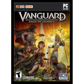 Sony Vanguard: Saga of Heroes