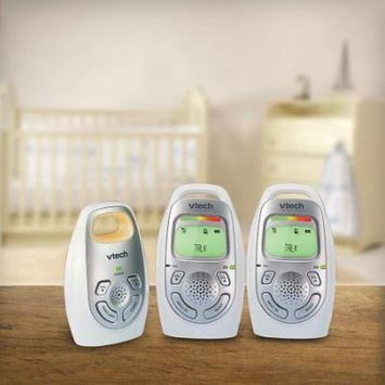 VTech Safe Digital Audio Baby Monitor with 2 Parent Units
