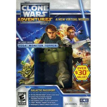 Sony STAR WARS CLONE WARS: GALACTIC PASSPORT (PC/DVD)