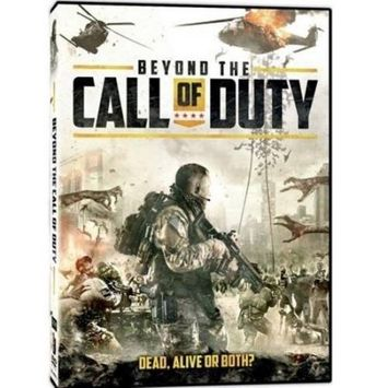 Sony Beyond The Call Of Duty DVD