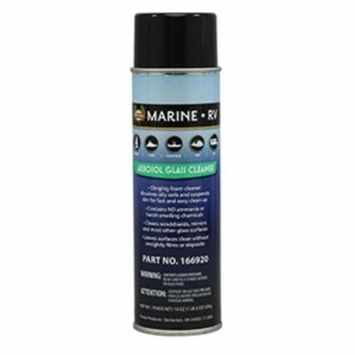 Presta Marine Ammonia Free Aerosol Glass Cleaner - 19oz