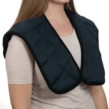 One & Only Premium New Back And Sholder Heat Wrap Pain Relief Back Support Hot And Cold Therapy Microwave And Freezer Friendly