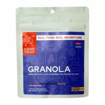 Good To-Go Granola