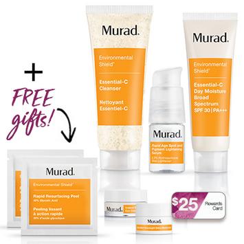 Murad Rapid Lightening 30-Day Kit - 30 day supply - Murad Skin Care Products