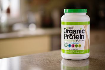 Orgain Organic Protein™ Plant Based Powder in Vanilla Bean