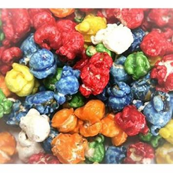 Gourmet Popcorn by Its Delish (Rainbow, One pound)